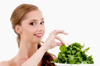 Правильное питание для восстановления роста волос