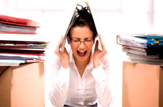 Стресс и волосы