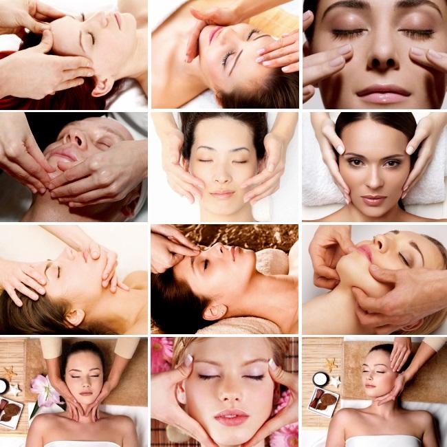 Как проводится японский массаж лица