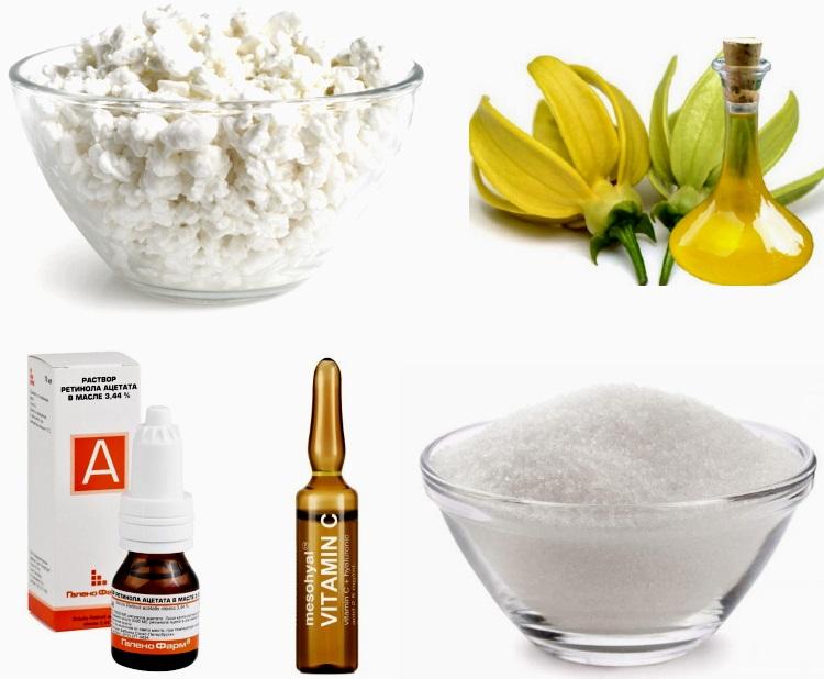 Как применять аскорбиновую кислоту для лица