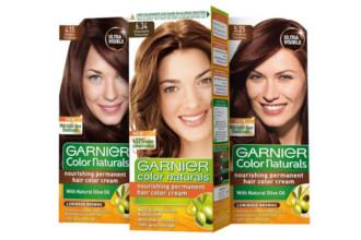 Garanier Color Naturals для мелирования