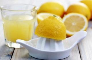 Как применять лимон для отбеливания кожи