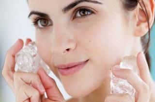 Как применять лёд из петрушки для лица