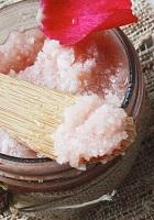 Рисовый скраб для лица