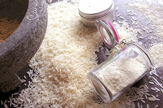 Рисовый скраб