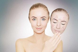 Вылечить кожу лица